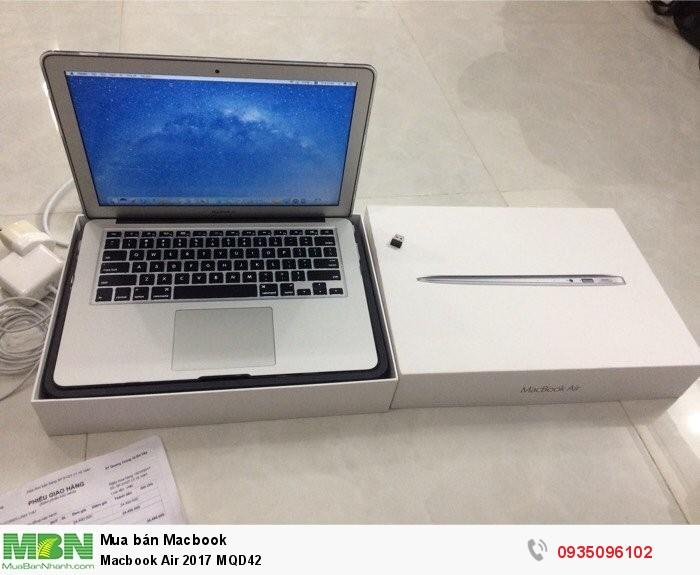 Macbook Air 2017 MQD420