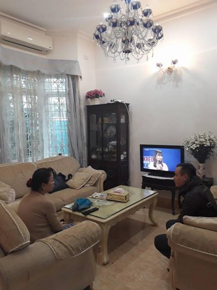 Nhà Hiếm khu Vip Tô Ngọc Vân - Quảng An - Tây Hồ, Ô tô 65m, MT 4.5 M