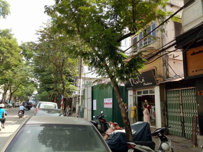 Bán nhà mặt phố, dt 100 m2, Hàn Thuyên - Trần Hưng Đạo, MT 5,8m
