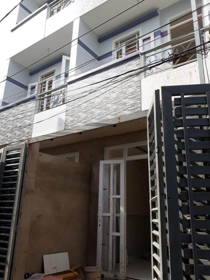 Nhà chính chủ xây mới, đúc 3 tấm, DT 115m2, Tân Kỳ Tân Qúy, Bình Tân