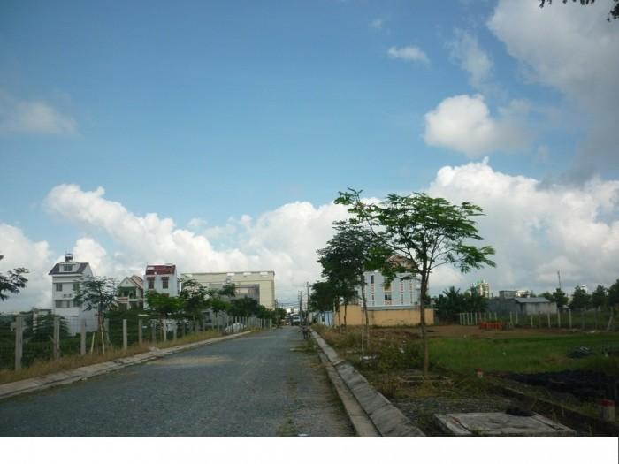 Cần bán lô đất mặt tiền đường Võ Chí Công, Cát Lái, quận 2, giá chỉ 539 triệu/119m2, sổ hồng