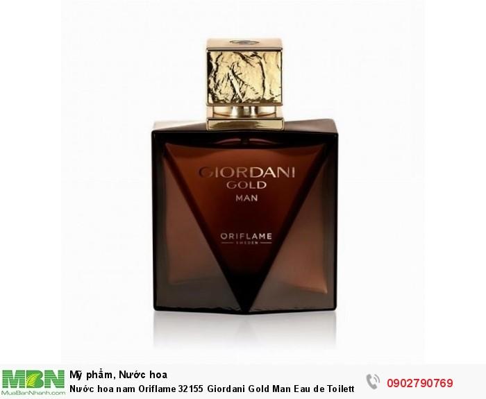 Nước hoa nam Oriflame 32155 Giordani Gold Man Eau de Toilette0