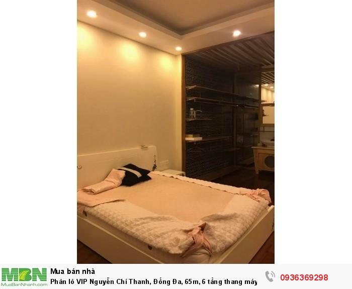 Phân lô VIP Nguyễn Chí Thanh, Đống Đa, 65m, 6 tầng thang máy, ở, kinh doanh, văn phòng.