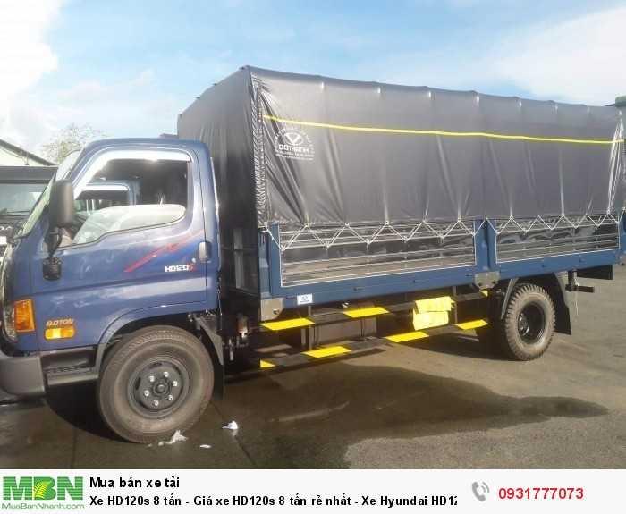 Chỉ cần chuẩn bị khoảng 150 triệu có thể sỡ hữu xe tải Đô Thành HD120s chất lượng hàng đầu!