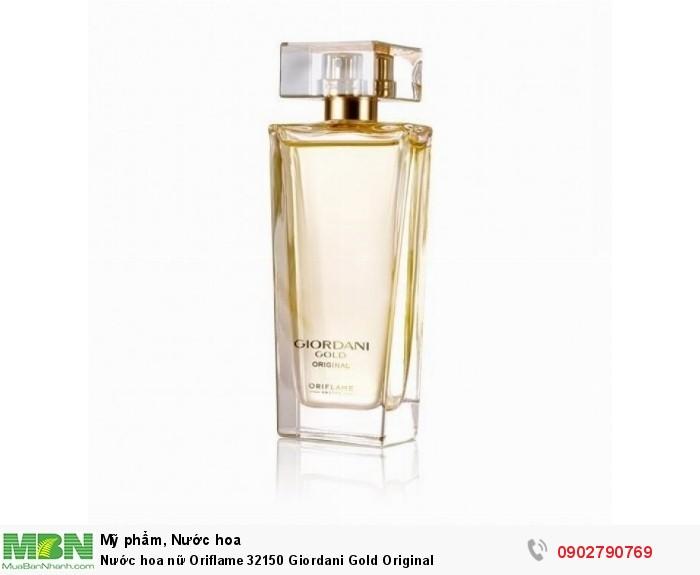Nước hoa nữ Oriflame 32150 Giordani Gold Original0