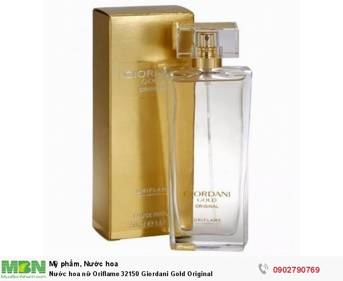 Nước hoa nữ Oriflame 32150 Giordani Gold Original1