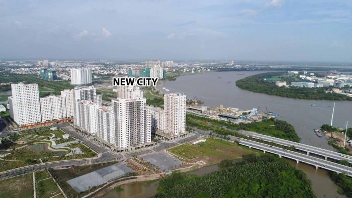 New City căn hộ view sông Sài Gòn và Quận 1