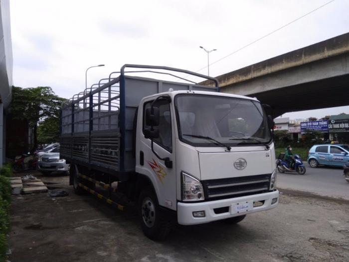 xe tải faw,động cơ hyundai 7t357350kg -hỗ trợ vay khi mua   từ 60 - 90%