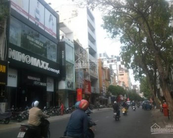 Bán nhà mặt tiền Điện Biên Phủ, Phường 6, Quận 3; DT=5,6mx17m