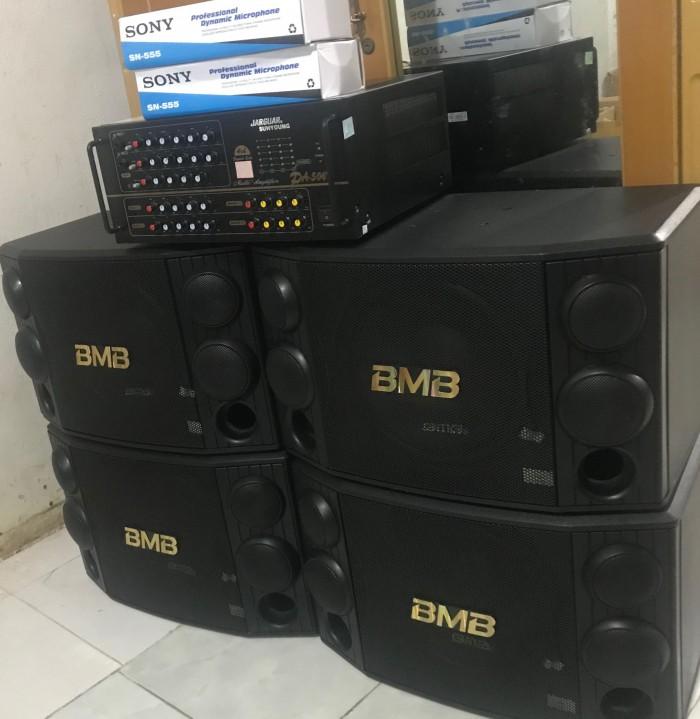 Loa chuẩn Nhật BMB CSX 2000 SE+ âmli JARGUAR 506N