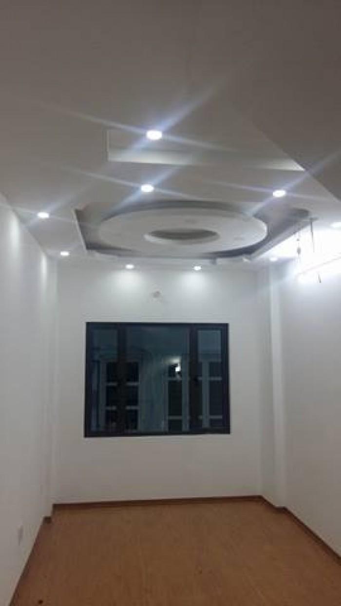 Bán nhà mới tinh Xuân La 38mx5T thiết kế hiện đại chỉ 3.55 tỷ