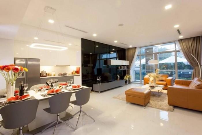 Bán căn 1 PN (54 m2) tòa Central 2 Vinhomes Central Park