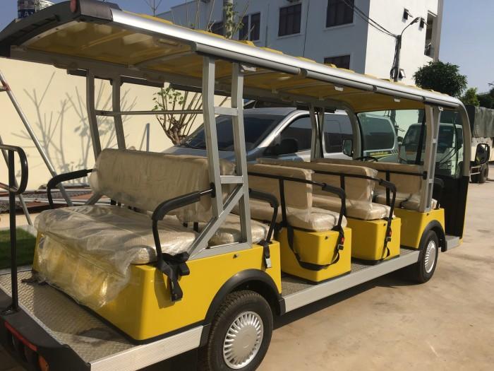 Xe điện kiểu bus giá tốt tại Quảng Ninh