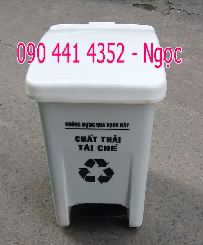 Gỉam giá thùng đựng rác đạp chân 20 lít,thùng rác y tế 120 lít, 240 lít  thùng rác y tế, thùng rác y tế nắp lật 15 lít