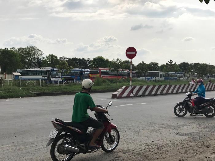 Bán đất xây phòng Trọ 340m2 chợ Thuận Đạo