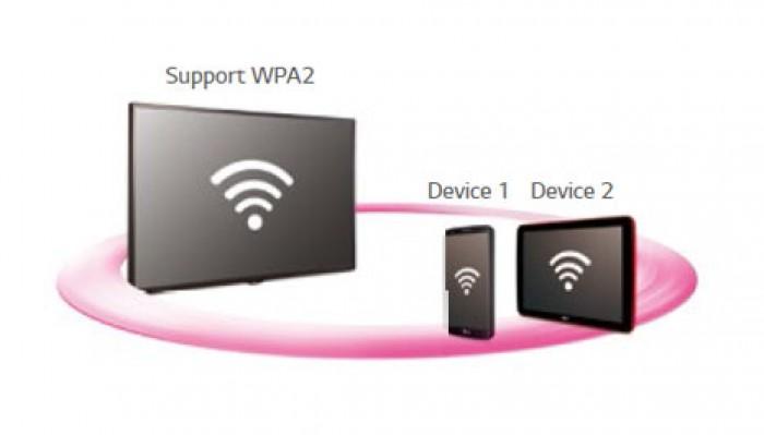 SoftAp: màn hình quảng cáo chuyên dụng SM5KB với phần mềm SoftAP có thể thực thi như là điểm truy cập không dây cho các thiết bị di động9