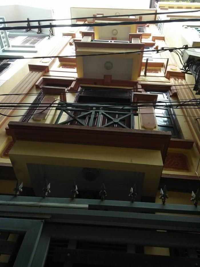 Bán nhà Trương Định, 5 tầng, Ở ngay, nhỉnh 3 tỷ