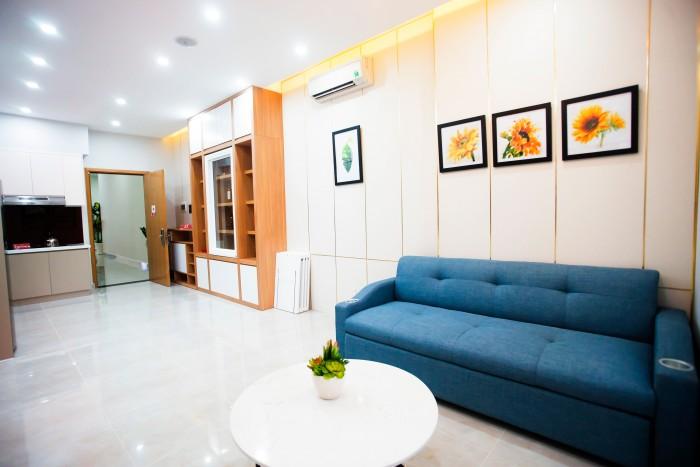 Bán căn hộ thông minh Saigon Intela MT Nguyễn Văn Linh