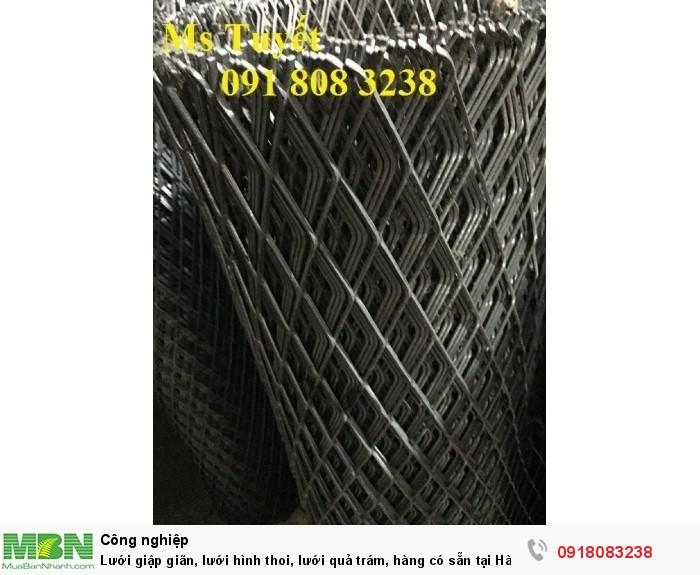Lưới giập giãn, lưới hình thoi, lưới quả trám, hàng có sẵn tại Hà Nội1