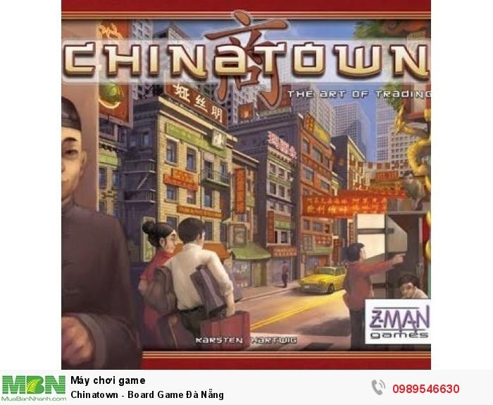 Chinatown - Board Game Đà Nẵng0