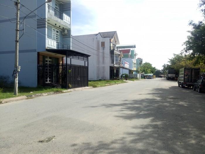 Lô góc 2 mặt tiền chợ Hòa Khánh –SHR