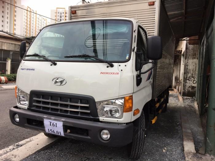 xe tải Hyundai HD700 7 tấn Đồng Vàng nhập khẩu động cơ hyundai hàn quốc 3