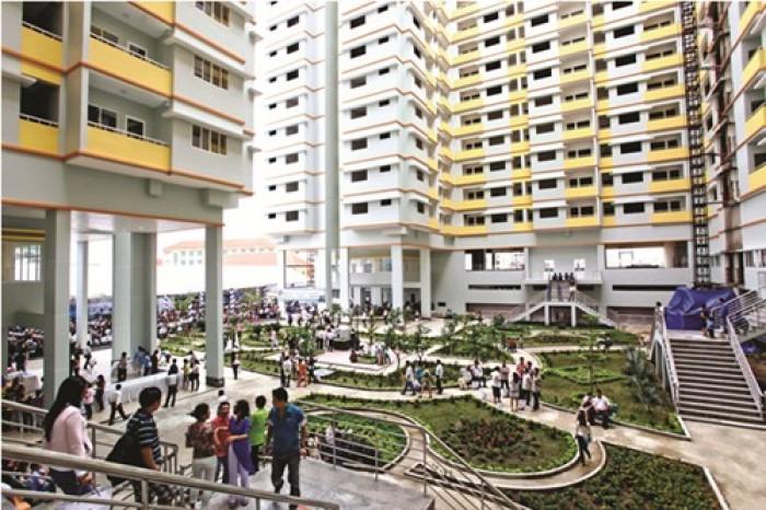 Cần bán căn hộ Lê Thành quận Bình Tân, tặng nội thất