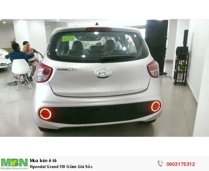 Hyundai Grand I10 Giảm Giá Sốc