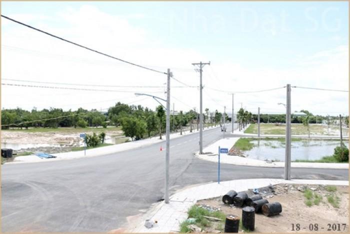Đất đường Mai Chí Thọ 8x15 SHR, GPXD