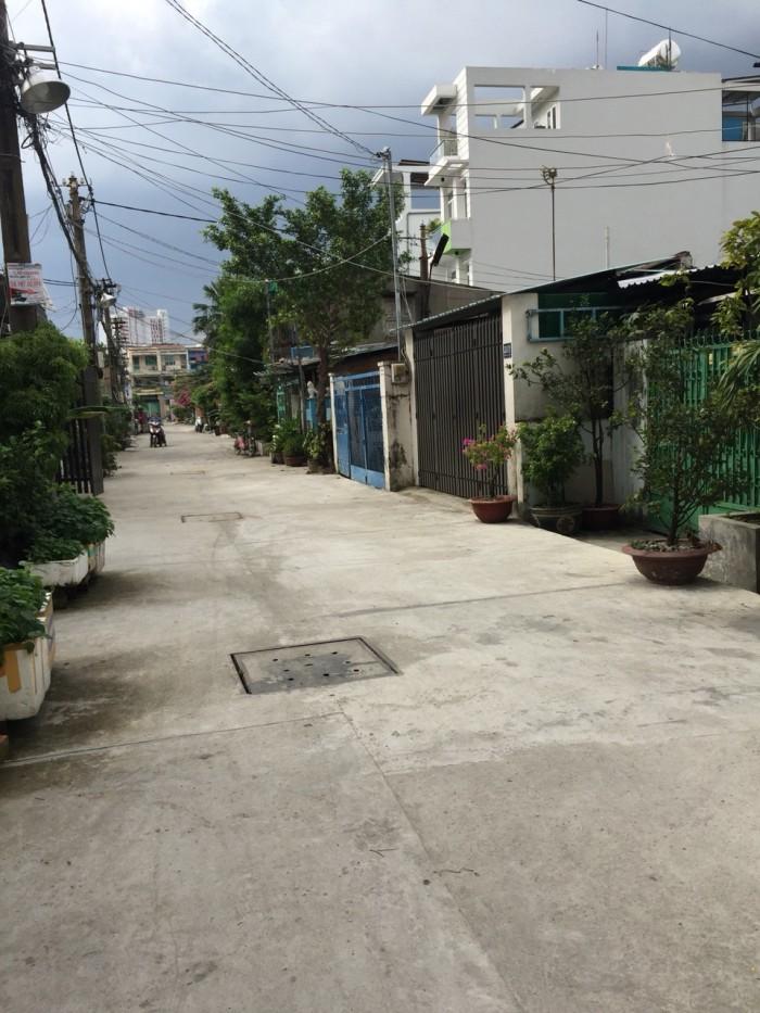 Bán lô đất hẻm xe tải Nguyễn Xí, Bình Thạnh, gần Nơ Trang Long, 4x11, giá 3 tỷ
