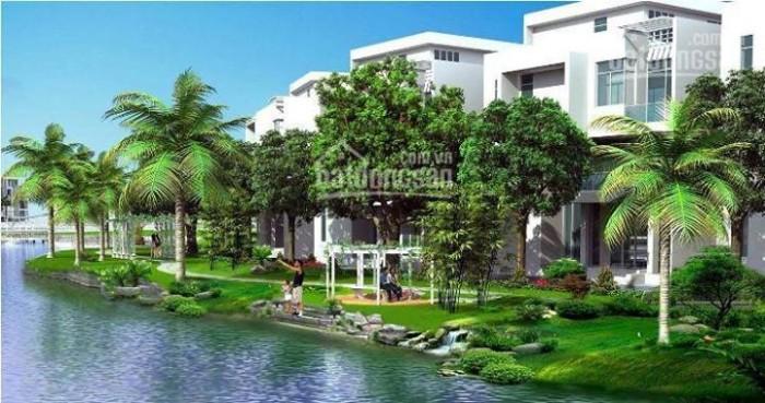 nhà phố vườn mới Bắc Sài Gòn Ehome 4, ven sông