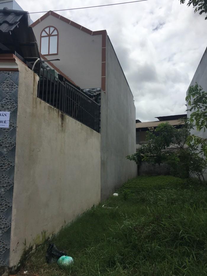 Cần bán đất Tân Hiệp huyện Hóc Môn, TPHCM. Diện tích 7m x 14m