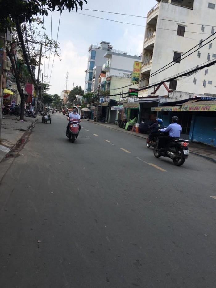 Nhà mặt phố Trần Khắc Chân, Ô tô đỗ quanh, KD vô địch