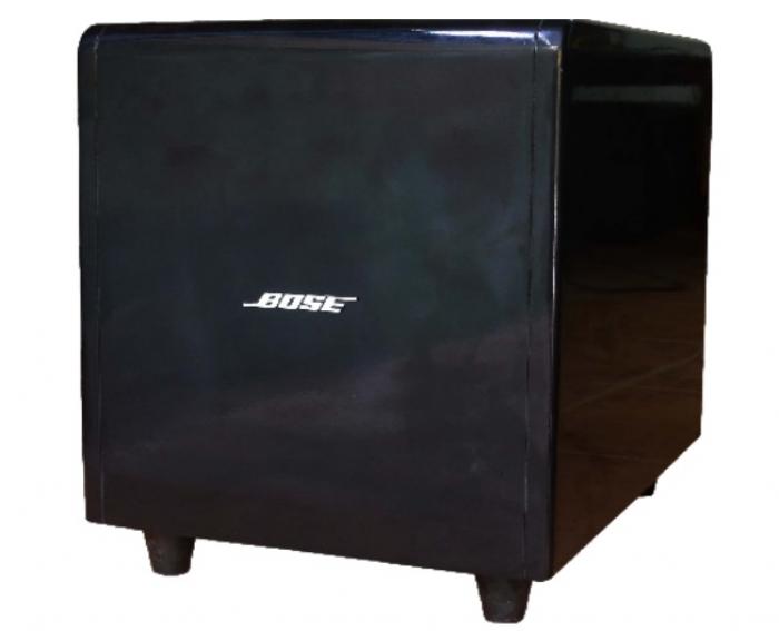 Bose 1200 (2 way, 250W, Subwoofer)