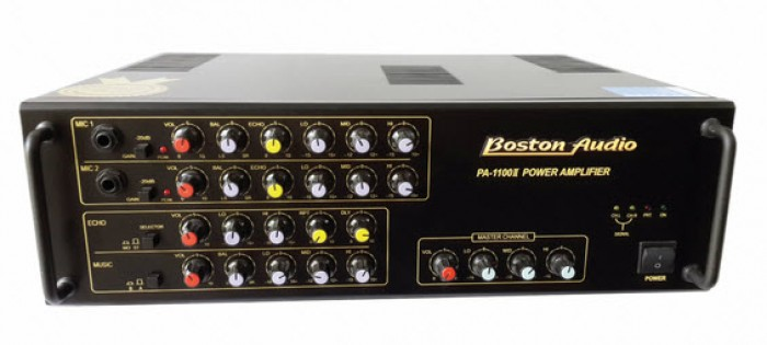 Amplifỉe Boston Audio PA-1100II