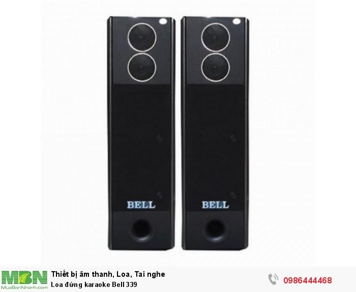 Loa đứng karaoke Bell 339