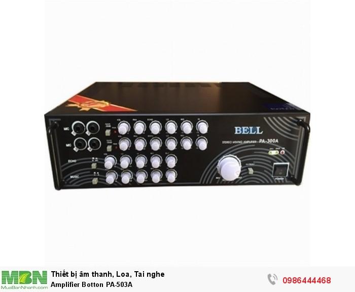 Amplifier Botton PA-503A