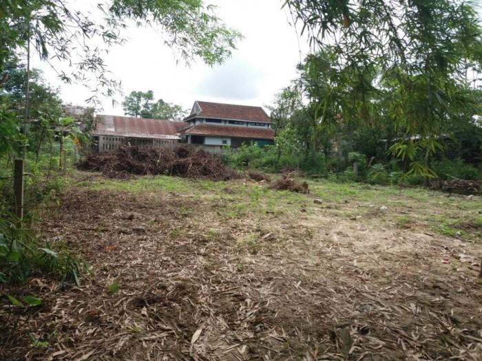 Bán đất 2 mặt tiền kiệt rộng tại Minh mạng 145m2, Thủy Xuân. Huế