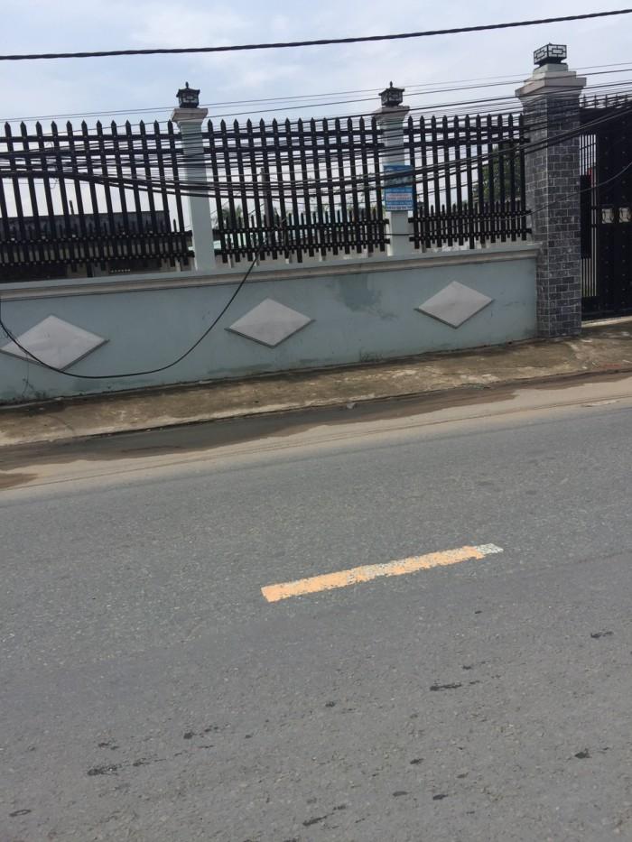 Cần sang lại lô đất 129 m2 xã Đa Phước, Bình Chánh.