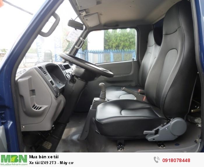 Xe tải IZ49 2T3  - Máy cơ