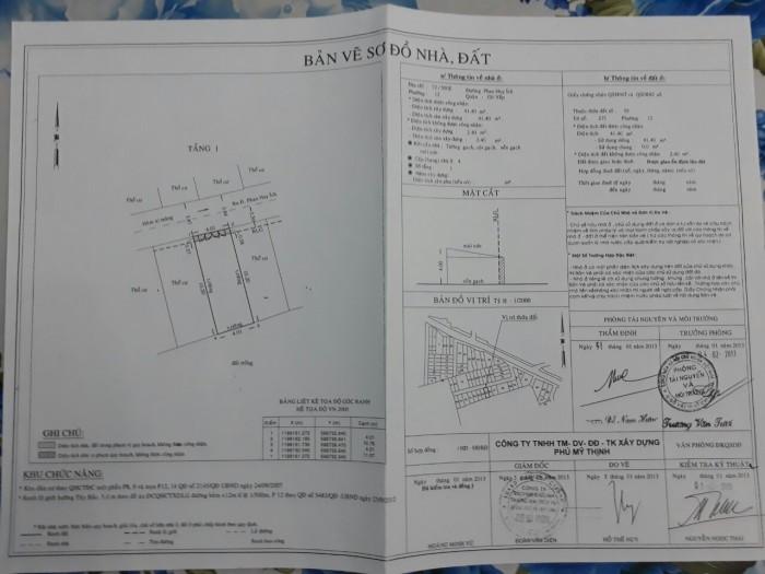 Căn Nhà Đường Nguyễn Tư Giản P12 Gò Vấp