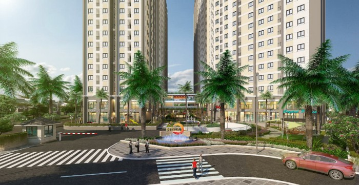 Khu căn hộ thông minh ven sông Saigon Intela, tặng full nội thất thông minh