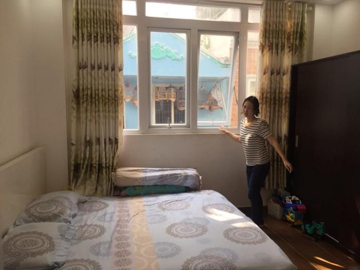 Bán nhà HXH Trần Khánh Dư, Tân Định, Quận 1 diện tích 40m2