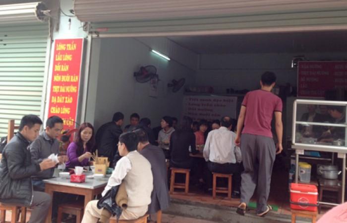 Cho thuê nhà Bán đảo Linh Đàm 50m2,mt 6m