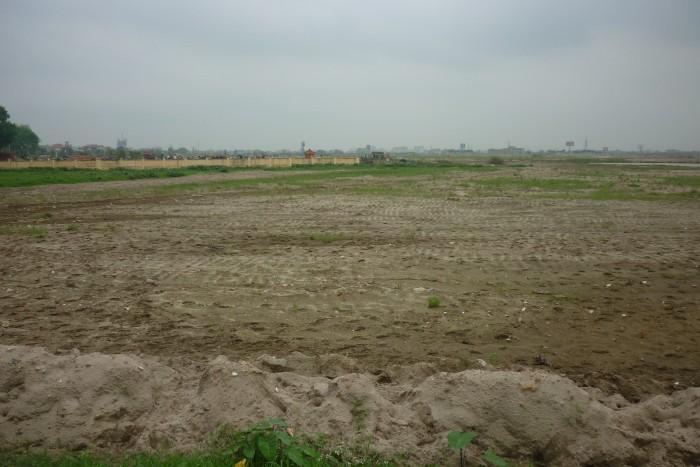 Cho thuê đất trống ở Hà Nội Long Biên 4000m2 làm nhà xưởng, kho bãi