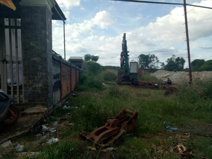Bán đất mặt tiền đường dt741 tân phú đồng phú