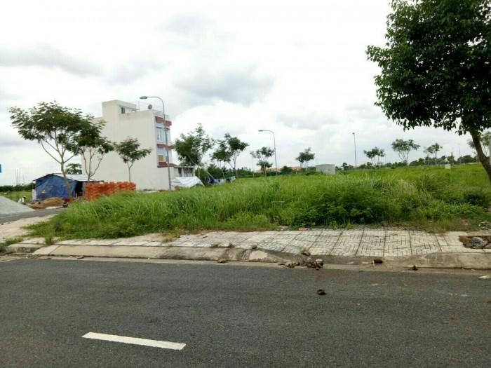 Cam kết đất thật!!! Chính chủ bán gấp 200m2 MT đường TL835 gần chợ GÒ ĐEN, SHR, xdtd.