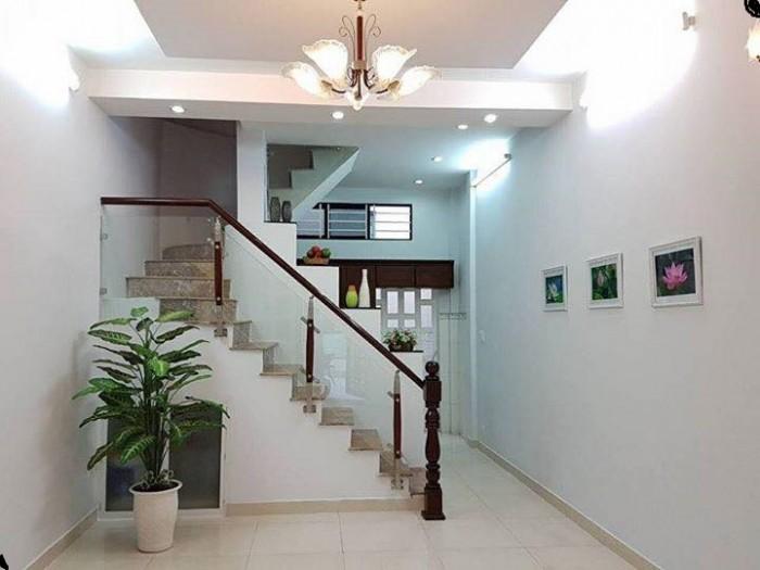 Nhà đẹp Đặng Văn Ngữ 32m2 Phú Nhuận