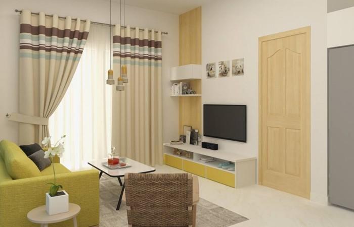 Cho thuê căn hộ Saigonres Plaza ,71m2 ,giá 12,5tr/tháng ,full NT