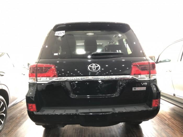 Toyota Land Cruiser Số tự động Hybrid